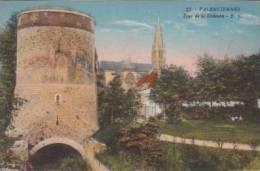 Valenciennes        Tour De La Dodenne             Scan 2800 - Valenciennes