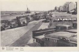 Dunkerque Duinkerke          Strand  Plage Oude Voertuigen                Scan 2812 - Dunkerque