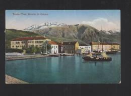 Montenegro PPC  Teodo Tivat Bocche Die Cattaro - Montenegro