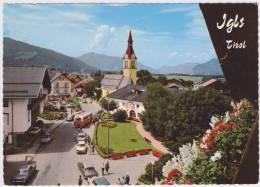 Igls - Dorfplatz: 2x CITROËN DS & AMI, RENAULT 8, VW 1500, FORD TAUNUS 17M P3 & TAUNUS COUPÉ-Voiture/Auto/ Car  Austria - Voitures De Tourisme