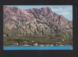 Montenegro PPC  Dobrota Presso Cattaro - Montenegro