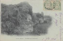 Bavai  Bavay     Ruines Gallo- Romaines             Scan 2830 - Bavay