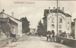 ARCHES  /  Hôtel  De  La  Truite  Renommée  /   Automobile - Arches