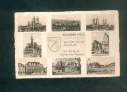 AK - Naumburg / Saale  - Die  900 Jährige Domstadt - Die Stadt Der Steinernen Wunder (Trinka & Co) - Naumburg (Saale)