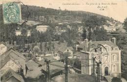 76 CAUDEBEC EN CAUX - Vue Prise De La Route Du Havre - Caudebec-en-Caux