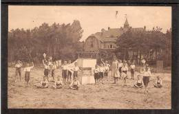 Colonie Calmpthout Kinderwelzijn Kite Cerf Volant Used See Scan - Kalmthout
