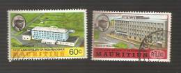 - 3042 AK - Nrs  390/91 - Maurice (1968-...)