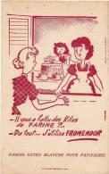 Buvard - Farine FRMENDOR - Belle Illustration - Unclassified