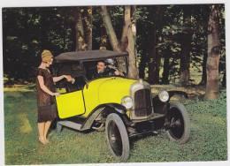 CITROËN 1922 - 5CV TORPÉDO - Vintage OLDTIMER VOITURE / AUTO / CAR - France - Voitures De Tourisme