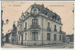 NEVERS - La Société Générale - Nevers