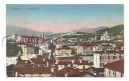 Brescia (Italie, Lombardie) : Panorama En 1921. - Brescia