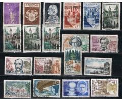 Verzamaling 34 Frankrijk ( O ) - See Scans - Collections (en Albums)