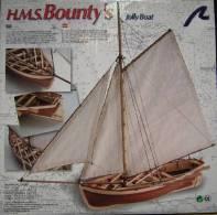 Artésania Latina - H.M.S BOUNTY'S - 1/25°- Bâteau Bois - - Boats