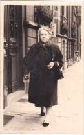 21723 Carte Photo Femme, Photographe O Bongers, 114 Langstraat, BOGERHOUT - Belgique