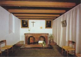 21728 MAISON MERE SOEURS ST JOSEPH ANNECY. CHAPELLE GALERIE. Georges Brun