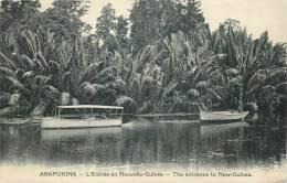 Réf : B -13- 0425 : Arapokina - Papouasie-Nouvelle-Guinée