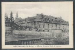 - CPSM 51 - Sainte-Menehould, Hôpital Margaine - Sainte-Menehould