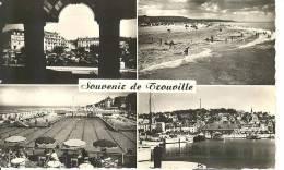FRA141 - Trouville - Souvenir De - Piscina - Trouville