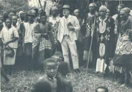 AK Bali Ca. 1950 (?) Missionsfest In Bali (West-Afrika) / Kamerun / Cameroun / Cameroon / Basler Missionsgesellschaft. - Cameroun
