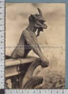 R9411 ARTE CHIMERES DE NOTRE DAME LE DIABLE DEVIL DIAVOLO VG - Sculptures