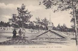 Militaria - Guerre 14-18 - Religion Eglise -  Camp Tranchées -  Bataillon Territorial - Weltkrieg 1914-18