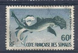 130101402  SOMAL  C.F. .  YVERT   Nº  302 - Französich-Somaliküste (1894-1967)