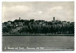Cpsm: ITALIE S. DANIELE Del Friuli Panorama Dal Lago 1958 N° 8 - Udine