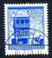 965  Austria  1960   Mi.#1055 (o)  Sc.#629A - 1945-60 Used
