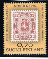 Finland ...  Yvert ...     727       ...  **  ... Postfris  ...  MNH  ...  Postfrisch ...   Neuf ** - Nuovi