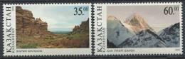 102 KAZAKHSTAN 2001 - Montagne - Neuf Sans Charniere (Yvert 284/85) - Kazakhstan