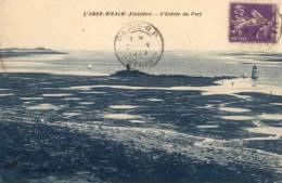 CPA - L'Aber Wrach - L'entrée Du Port - France