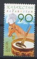 102 KAZAKHSTAN 2005 - Europa Gastronomie (Cheval) - Neuf Sans Charniere (Yvert 427) - Kazakhstan