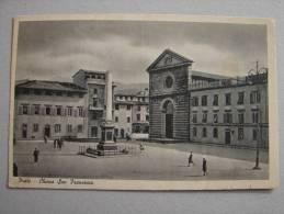 Po1007)  Prato - Chiesa Di S. Francesco - Prato