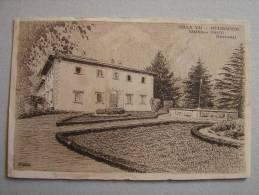 Po1008)  Villa Vai - Mulinaccio Vaiano - Prato - Prato