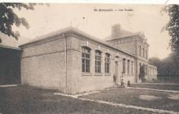 SAINT ARNOULT - Les Ecoles - St. Arnoult En Yvelines