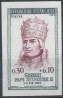 FRANCE - Gerbert, Pape Sylvestre II - France