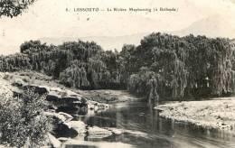 LESSOUTO - La Rivière Maphutsing à Bethesda - Lesotho