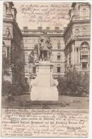 Hungary - Budapest - G.Bethlen Memorial - Andrássy Street (long Address) - Hungría