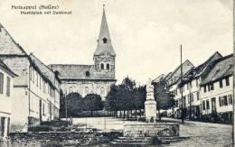 HOLZAPPEL - NASSAU - Marktplatz Mit Denkmal - Unclassified