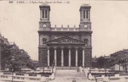 Paris - L´Eglise Saint-Vincent-de-Paul - Kirchen
