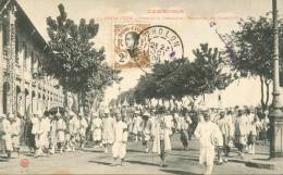 Pnom Penh Fêtes De La Crémation - Procession Des Urnes. (1) - Pakistan