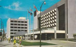 Manitoba Centennial Complex, Showing The Concert Hall, The Planetarium, Manitoba,  Winnipeg,  Canada, 40-60s - Winnipeg
