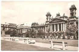 CPA - Hungary - Budapest - Magyar Nemzeti Galéria - Hungría