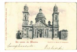 10765    UN SALUTO DA GENOVA       1900 - Non Classificati