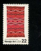205196918 USA POSTFRIS MINT NEVER HINGED POSTFRISCH EINWANDFREI SCOTT 2235 Navajo Art - Stati Uniti