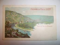 2lxx - CPA  - CHEMIN DE FER DE L'EST - Vallée De La Meuse - [08] - Ardennes - Autres Communes
