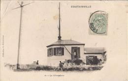 Coutainville - Le Sémaphore [1180/A50] - France