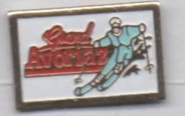 Petit Pin's , Ski Grand Avoriaz - Cities