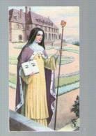 Image Pieuse Religieuse Holy Card - Ed S.S. 50/34 - Religieuse Bonne Soeur Sainte ?? - Images Religieuses