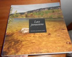 Lacs Jurassiens - 1996. - Franche-Comté